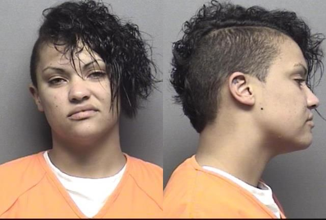 Franklin,Myesha Louise  Probation Violation  Probation Violation