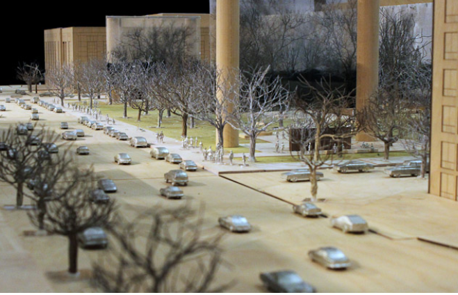 proposed Eisenhower memorial