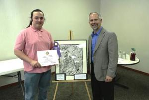 Huelskamp Reveals First District Congressional Art Competition Winners