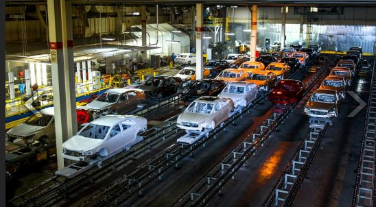 Kc plant to celebrate completion of gm 39 s 500 millionth for General motors assembly plant