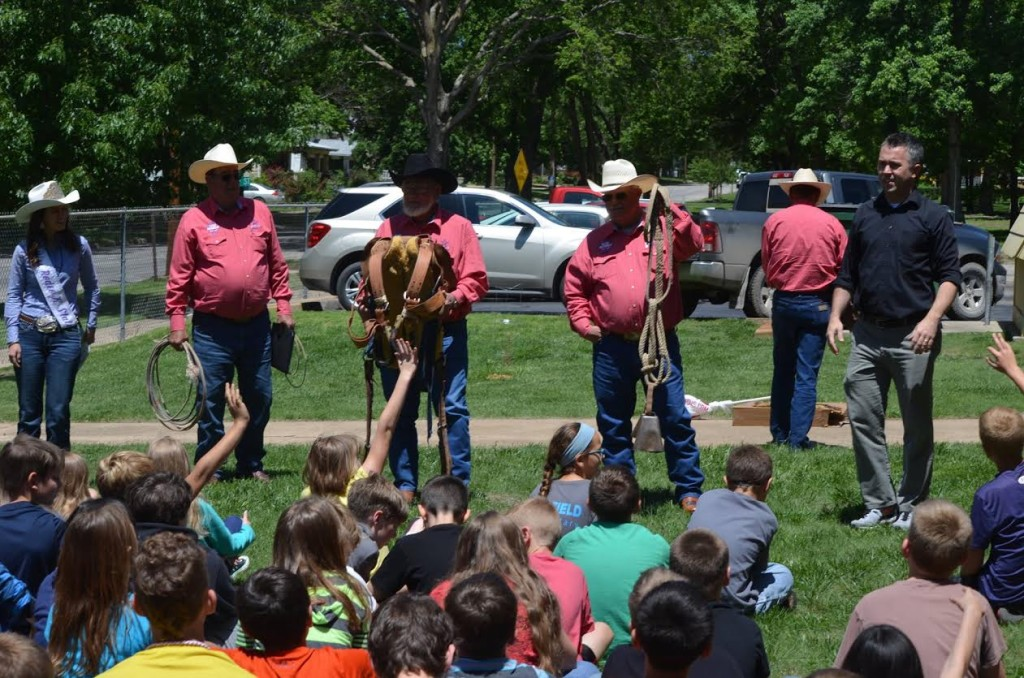Abilene Students Learn About Rodeo