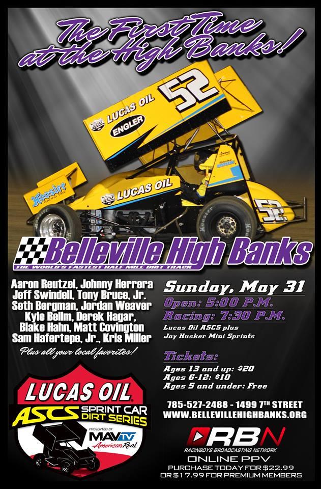 Belleville High Banks