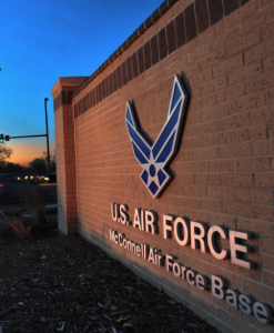 Work nearly done at Kansas Air Force Base for new tanker