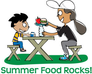 Summer Food Rocks Image