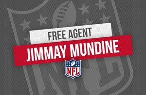 KU's Jimmay Mundine Signs Free Agent Contract with New England Patriots