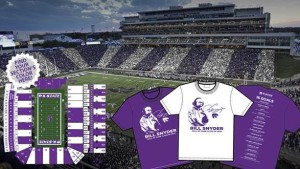 K-State to Stripe Out Bill Snyder Family Stadium for Football Season Opener