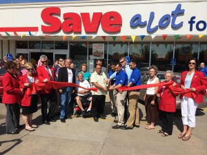 Salina Save-A-Lot Store Officially Opens