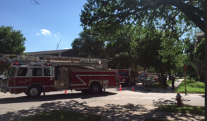 Police respond to report of suspicious package