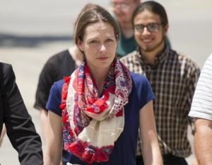 Kansas mother surrenders, posts bond in medical marijuana case