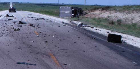 Marion County Kansas Car Accident