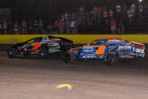 Clean Sweeps All Around at Salina Speedway
