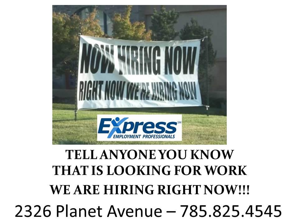 hiringrightnow