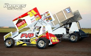Take Two with the ASCS Sprint Cars at Salina Speedway