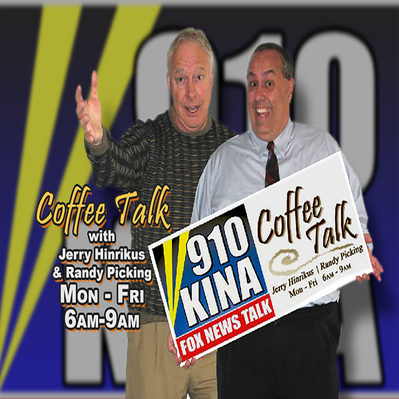 Coffee Talk Podcast