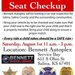 Child Safety Seat Checkup