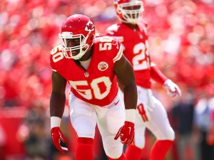 Chiefs Justin Houston may begin football-related workouts