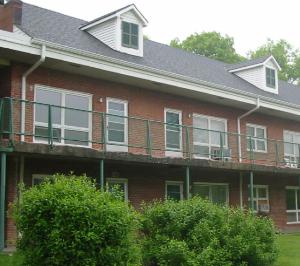 Stouffer Place on the KU campus