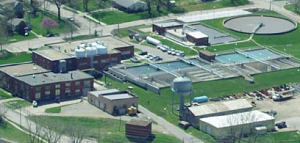 Kaw Water Treatment plant- photo city of Lawrence