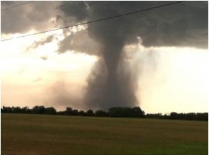 NWS: Reno County Tornado Was EF-3
