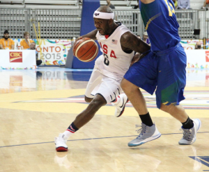 Bobby Brown USA basketball