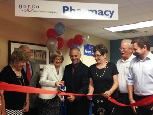8-31 CKMHC Ribbon Cutting