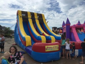 """99KG & Bounce-A-Roos """"Bounce Bash For Charity"""""""