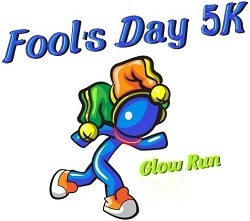99KG Presents the Fool's Day 5K Glow Run This Saturday