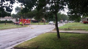 House Fire Reported in East Salina Neighborhood