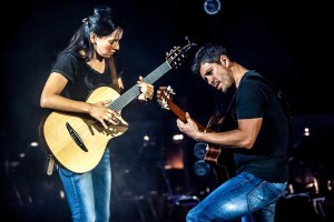Rodrigo y Gabriela LIVE at the Stiefel Theatre THIS Saturday!