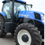 Report: Sales of tractors, combines down for first time this year