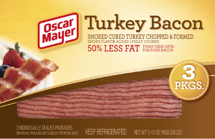 Oscar Mayer Mini Hot Dogs moreover 16519 Pantry Essentials Bacon Hickory Smoked 12 Oz in addition Gourmet Grilled Cheese Ideas likewise Info Oscar Mayer in addition Turkey Avocado Club Sandwich. on oscar mayer selects turkey bacon