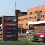 """Photo by Susie Fagan A recently unsealed """"whistleblower lawsuit"""" alleges Lawrence Memorial Hospital defrauded Medicare and Medicaid."""