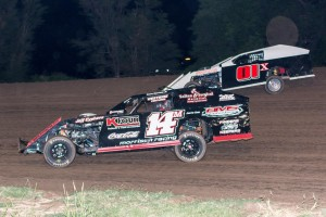 Cleveland, Morgan Take Home First Wins of 2015 at Salina Speedway