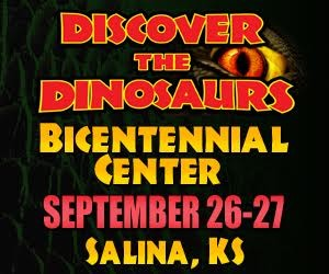 Jurassic Dinosaurs Come Alive in Salina