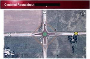 US-56/ US-77 Roundabout Work Closes K-150 in Marion County