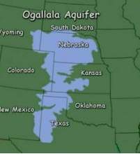 Report: Central Kansas sees water levels rise, Ogallala declines