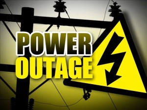 Power Outages Reported Across Salina