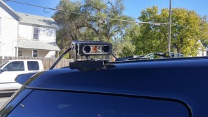 Salina Police Chief Likes Automatic License Plate Readers