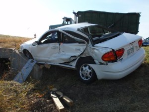 Crash Claims Life of Woman Tuesday Afternoon
