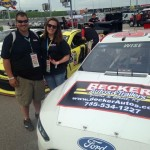Becker Autos & Trailers Announce Sponsorship of NASCAR Sprint Cup Cars