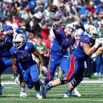 Jayhawks Host Red Raiders in Second-Straight Home Game