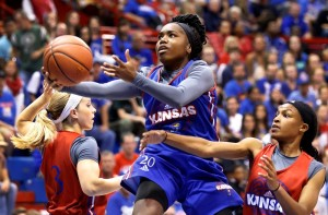 Kansas Women Selected to Finish 10th in Big 12 Action