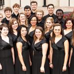 Ken Hakoda and Kansas Wesleyan Chorale to Perform at Art al a Carte