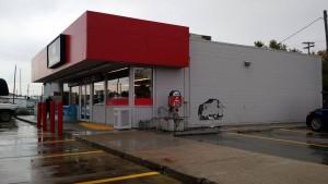 SUV Driver Strikes Salina Convenience Store