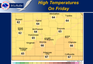 Cooler Weather For Your Weekend