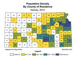 State Releases New Data on Health, Population, Behavior