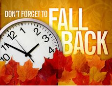 Change Your Clocks, Smoke Alarm Batteries