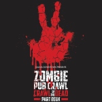 """""""Crawl of the Dead"""" Zombie Pub Crawl Set for October 24"""