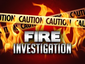 Sheriff's Office Seeks Information About Arson Fires