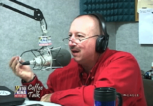 KINA Coffee Talk: Where There's Smoke, There's Fire (11/23/15)